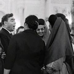 Настоящая жизнь Брежнева на старинных фото