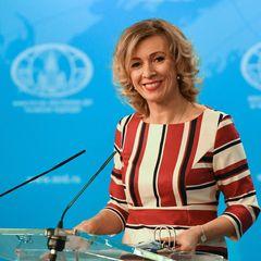 Захарова высмеяла Тихановскую после встречи с Байденом
