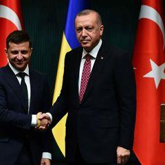 Сотрудничающий с Украиной Эрдоган проверяет Россию на прочность