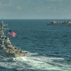 ВМС США отдали приказ атаковать российские корабли в Черном море