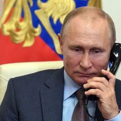Половина Украины на стороне Путина - СМИ