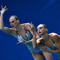 Довели до слез: что случилось с российскими синхронистками на Олимпиаде