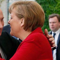 Путин с помощью ФРГ нанес победный удар по США