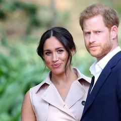 Заявлено о разводе Меган Маркл и принца Гарри