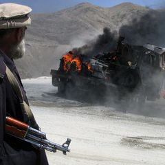 Талибы объявили зачистку Кандагара от военных