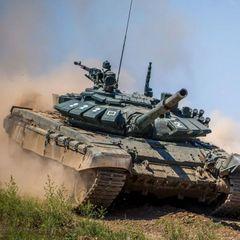 Россия развернула десятки танков на границе с Афганистаном