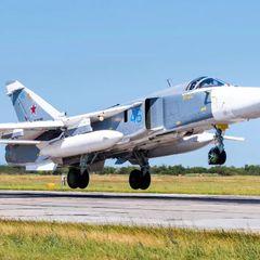 Очевидцы рассказали подробности крушения Су-24 в Пермском крае