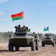 Белоруссия стягивает войска к границе с ЕС