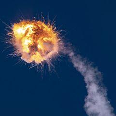 Запуск американо-украинской ракеты закончился провалом