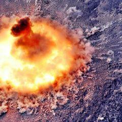 ВКС РФ нанесли удар по турецким позициям термобарической бомбой