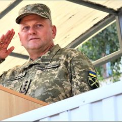 Главком ВСУ заявил о желании проехать на танке по Красной площади