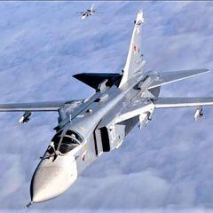 Турецкие F-16 устроили провокацию против бомбардировщиков РФ