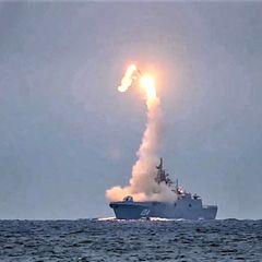 Испытания новейшей гиперзвуковой ракеты попали на кадры очевидцев