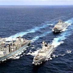 Китай объявил об отправке боевых кораблей в воды США