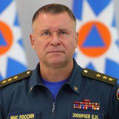 Появилось последнее видео с погибшим главой МЧС Зиничевым