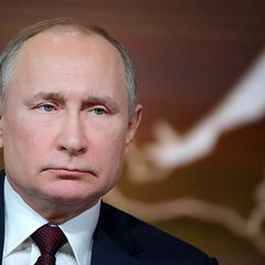 Владимир Путин выступил с обращением к гражданам России