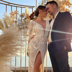 Юна и прекрасна: женитьба ведущего Первого канала вызвала бурю