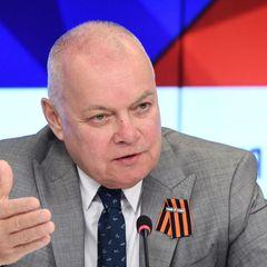 Телеведущий Дмитрий Киселев попал в больницу: комментарий врача