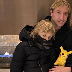 Саша Плющенко получил перелом после удара взрослого парня