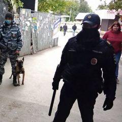 Появилось видео из пермского университета сразу после стрельбы