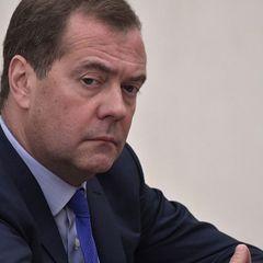 Стало известно о болезни Дмитрия Медведева