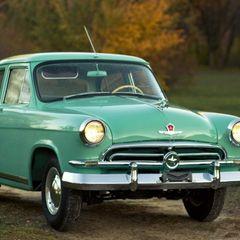 Помните их: как выглядят советские автомобили сейчас