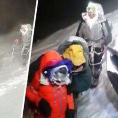 Кто виноват в трагедии с альпинистами на Эльбрусе