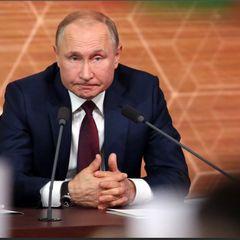 Поведению журналистки на встрече с Путиным нашли объяснение