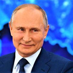 Песков сообщил, когда Путин ревакцинируется от COVID-19