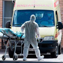 В Петербурге 72-летний пациент напал с ножом на врача: вот почему