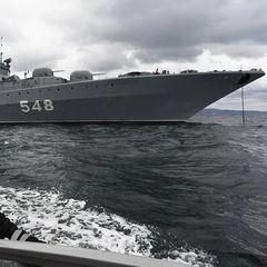 Японцы призвали расстрелять российские корабли в Тихом океане