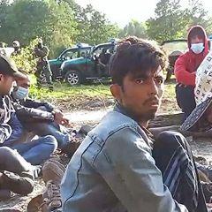 Бежавшие через Белоруссию мигранты устроили бунт в Европе