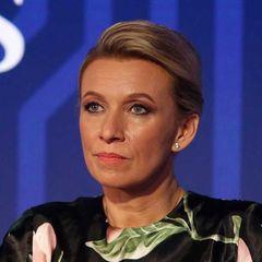 Захарова ответила на слова министра ФРГ о ядерном ударе по России