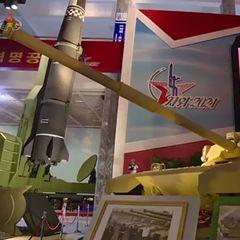 Новый танк из Северной Кореи не сможет конкурировать с